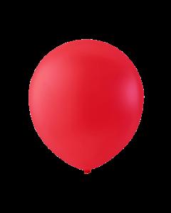 Kumipallo, 30 cm, punainen