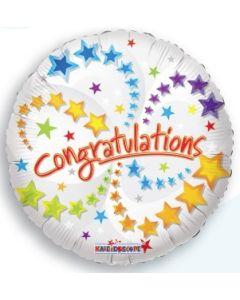 Congratulations foliopallo