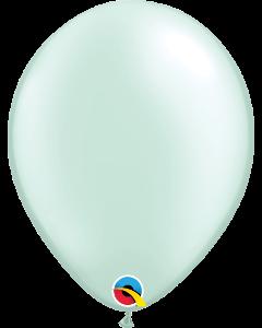 "Qualatex, 11"" kumipallo, helmiäisminttu 25 kpl"