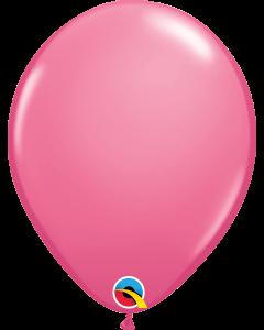 """Qualatex 11"""" vaaleanpunainen (25 kpl)"""