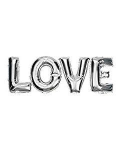 LOVE pieni hopea