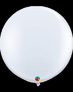 Qualatex Iso Valkoinen 2 kpl