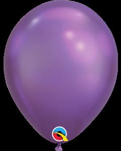 Qualatex Kromi-violetti 25 kpl