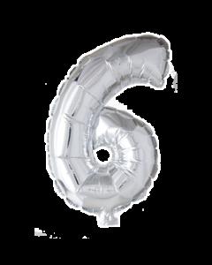 Pieni Numero 6 hopea