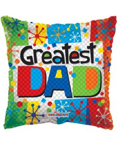 greatest dad foliopallo