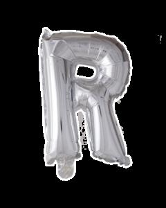 Pieni Kirjain R hopea