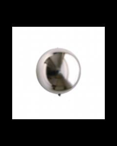 Peilipallo hopea 40 cm
