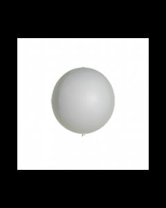 Peilipallo valkoinen 40 cm