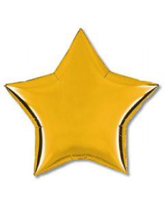 Iso Tähti kulta muotofoliopallo