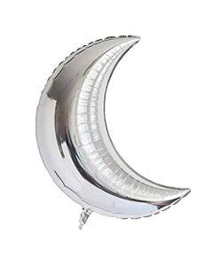 Hopeinen Kuu muotofolio