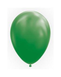 Premium ilmapallo 30cm vihreä 50 kpl