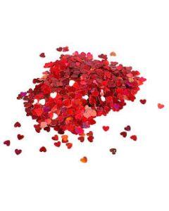 Sydänkonfetti pun (50 g)