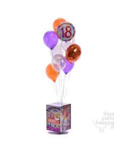 Koristelupaketti Birthday Wishes