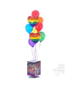 Koristelupaketti Pride