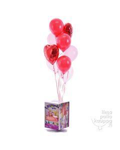 Koristelupaketti Happy Valentine's Day