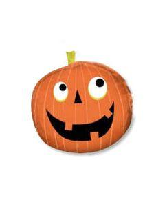 Foliopallo Halloween kurpitsa