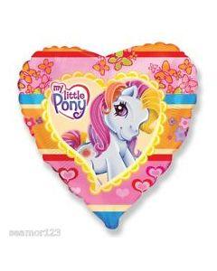 Foliopallo 45 cm, pyöreä, My Little Pony