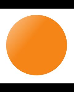 Kumipallo 60 cm oranssi