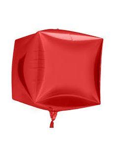 Peilikuutio punainen 40 cm