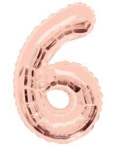 Iso Numero 6 ruusukulta