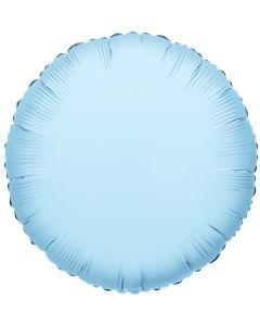 Foliopallo pyöreä vaal.sin. 45 cm blanco