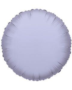 Foliopallo pyöreä vaal.lila 45 cm blanco