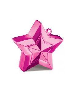Pallopaino Tähti pinkki