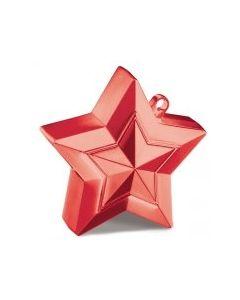 Pallopaino Tähti punainen