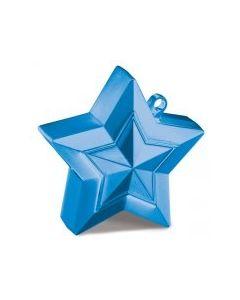 Pallopaino Tähti sininen