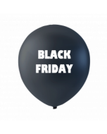 Black Friday valmis mainospallopaketti 100 kpl