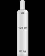 Heliumkaasu  20 L (4m3)