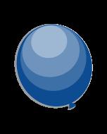 60 cm kumipallon heliumtäyttö